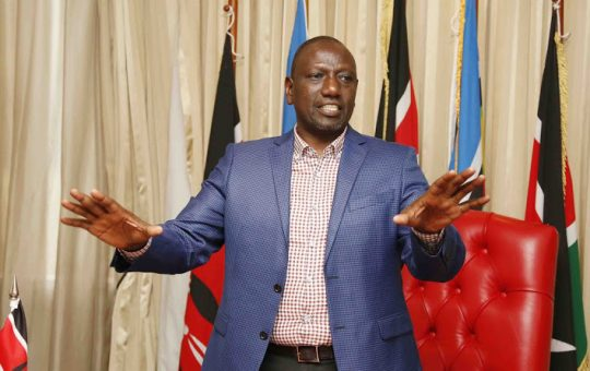 The convicted criminals and suspects in DP Ruto's inner circles that Kenyans should be worried about