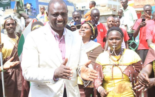 Uhuru has left me to be with thieves-Angry DP Ruto opens up on a plot to push his team out of Jubilee