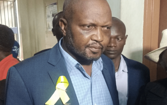 Moses Kuria's chilling warning to Uhuru and Raila allies over alleged 2022 election plot