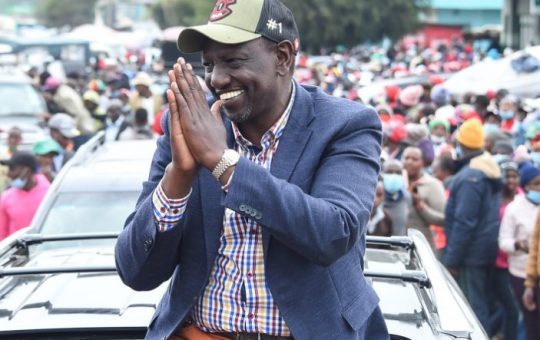 Inside DP Ruto's new plan to outsmart the system and bear Raila, Mudavadi and Kalonzo
