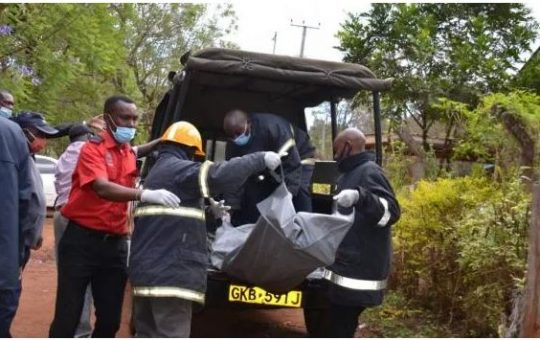 German commits suicide in Diani after losing multi-million property to Kenyan Wife, In-laws