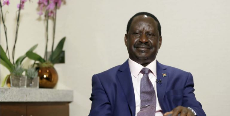 Why this video of Raila is trending after Kenyans failed to heed his advice