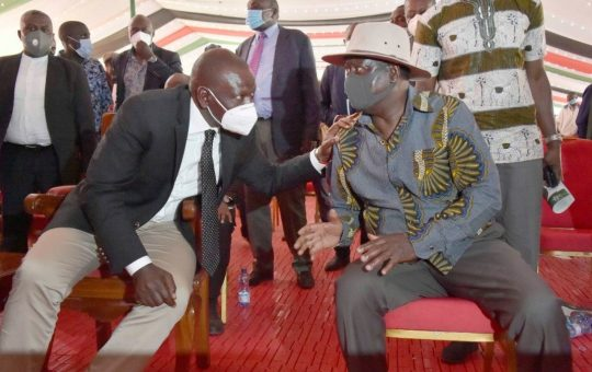 Anxiety in Uhuru's Camp as Insider Reveals Condition to Support Ruto-Raila Alliance