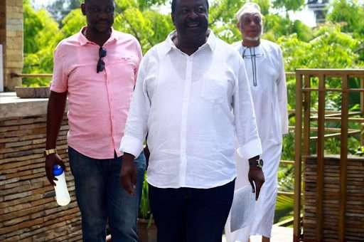 Musalia Mudavadi's ANC party exposes underhand tactics Raila is using to secure Uhuru's endorsement amid reports of alliance with DP Ruto