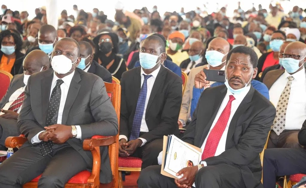 I Only Speak to DP Ruto in Cabinet Meetings-CS Peter Munya opens up on his tense relationship with DP Ruto