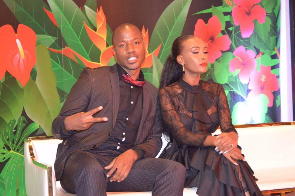 Tony Kwalanda heaps praises on ex-girlfriend Joyce Maina, comes clean on dating Yvone Njenga and their steamy photos