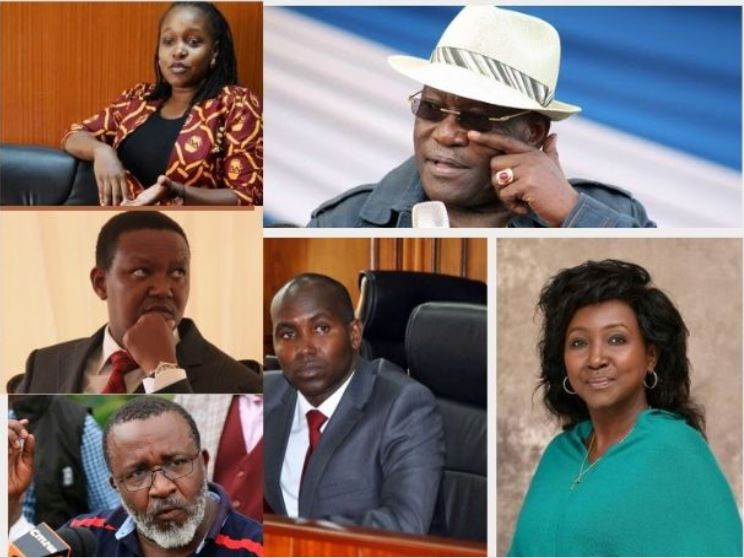 It ended in premium tears: 5 prominent Kenyan politicians who made headlines with bitter divorce cases