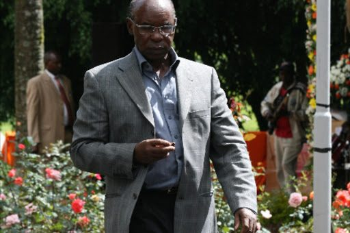Royal Media Services billionaire SK Macharia undergoes cleansing ritual over curse he attracted for supporting Raila in 2017 [Video]