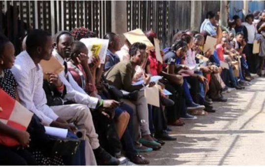 Thousands of Job seekers left stranded after paying millions for jobs in Masai Mara