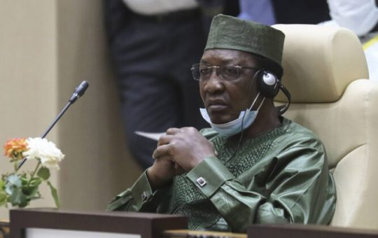 Chad President Idriss Deby dies on the frontline fighting rebels, son named as next president