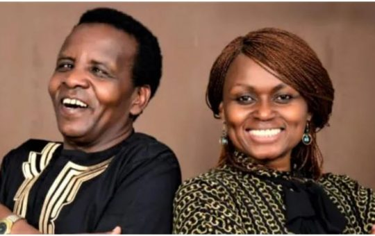Gospel Musician Reuben Kigame announces 2022 presidential bid to succeed Uhuru with fiery message