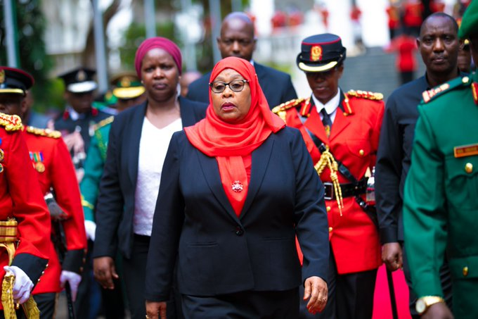Tanzania's President Samia Suluhu changes tune on Covid-19 with two major announcements
