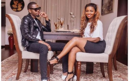 Singer Ben Pol reportedly files for divorce from Keroche heiress Anerlisa Muigai less than a year after lavish wedding