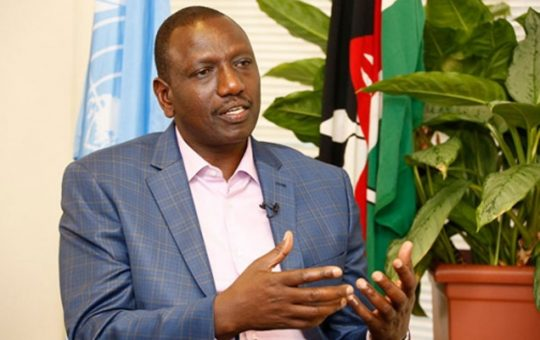 Tanga Tanga MPs from Mount Kenya slap DP Ruto with 3 demands after heated night meeting