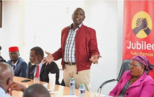 Tension in Tanga Tanga as 3 names emerge as front-runners in race to become DP Ruto's running mate in 2022