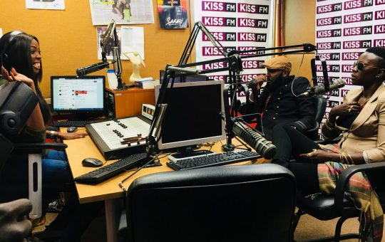 Former Kiss 100FM radio queen featured by CNN for her outstanding work