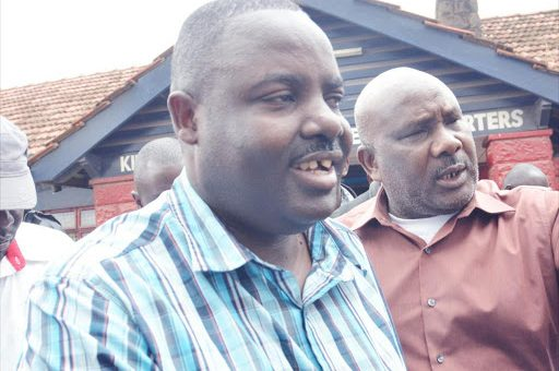 Drama as Makadara MP George Aladwa is chased from government offices [Video]