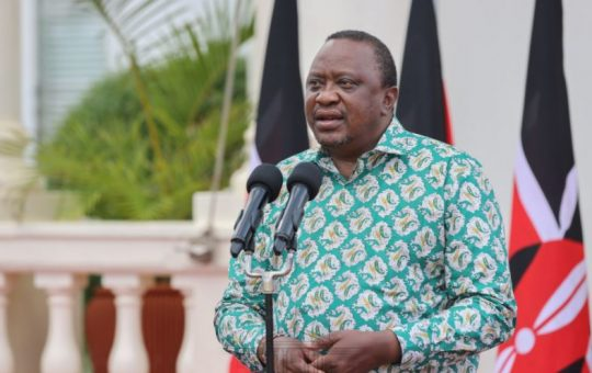 Uhuru now calls for debt forgiveness days after #StopLoaningKenya protests