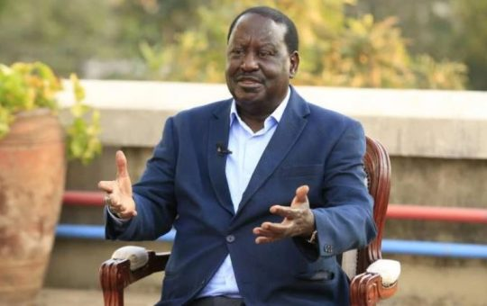 7 Powerful billionaires Raila is banking on to win the 2022 contest against DP Ruto