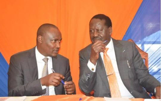 Uhuru's team pile pressure on Raila's ODM accept new deal and serve DP Ruto a humiliating defeat