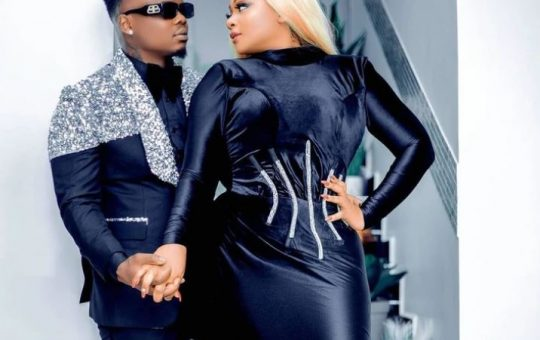 Harmonize turns into a cry baby pleading with his ex Frida Kajala not to leak his nudes