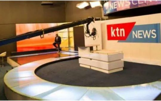 Veteran KTN news anchor quits after 7 years of service (Video)
