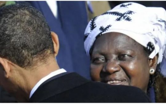 Barack Obama in mourning as death strikes  family again weeks after Mama Sarah Obama's demise