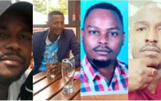New details emerge on the Kitengela 4 as bodies of 2 are retrieved