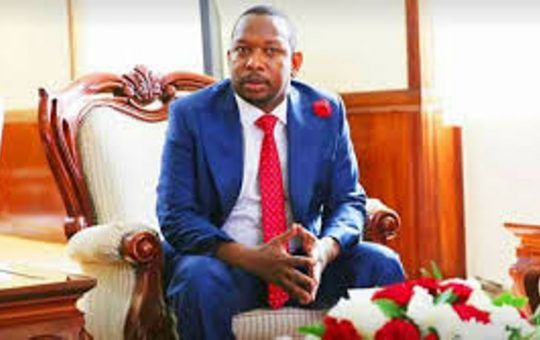 Mike Sonko's heartfelt apology to Muslims after unexpected delay