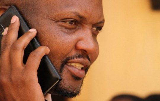 Details of Moses Kuria's interview today when he called President Uhuru live on air