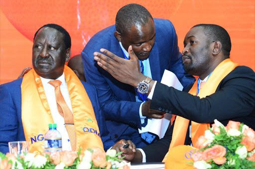 Dilemma in ODM and confusion in DP Ruto camp as Raila opts out of 2022 contest