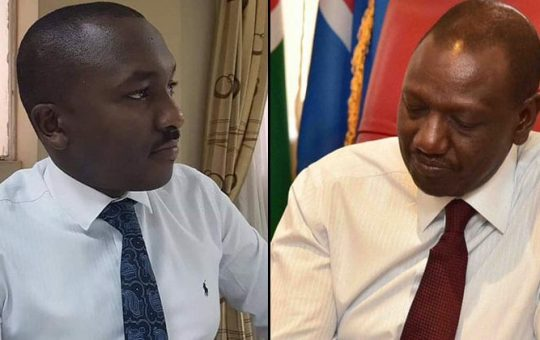 Murdered DP Ruto Security Officer Kipyegon Kenei's Father Turns The Heat on DP Ruto as New Details Emerge