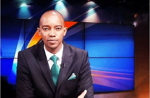 Citizen TV's Waihiga Mwaura in mourning