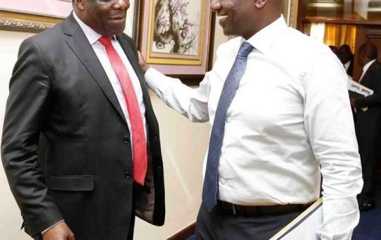 DP Ruto's confidant speaks on what pushed Oparanya to meet Ruto, reveals hidden details of their meeting