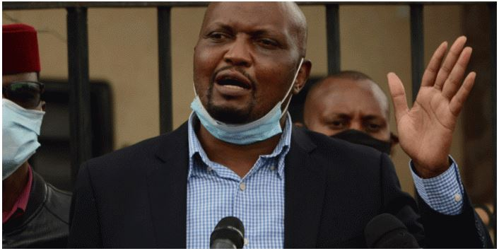 Money has been poured: Moses Kuria exposes new BBI plot by Junet Mohamed and Dennis Waweru