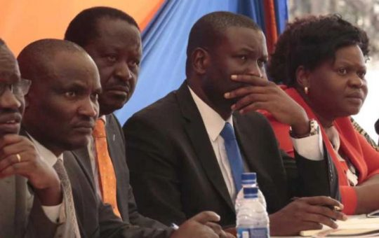 ODM picks new fight with Matiang'i