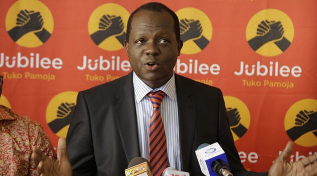 Raphael Tuju's Warning to Judges on Live TV Sends Tongues Wagging