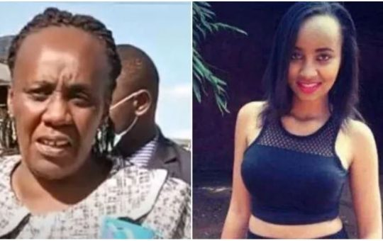 Ivy Wangechi's murder case takes new turn as mother exposes new details