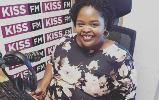Lynda Nyangweso quits Kiss 100FM after ruling the airwaves for 11 years