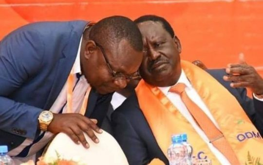 ODM Issues Statement on Fallout Over BBI Report