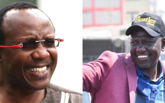 David Ndii calls for Amnesty on Past Corruption for DP Ruto and Others