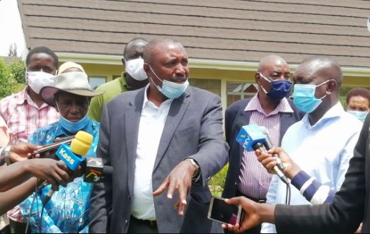 Vocal Tanga Tanga lawmaker speaks on ditching the camp hours betraying DP Ruto