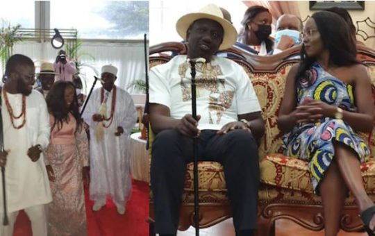 Stunning Photos of June Ruto's exquisite party as DP Ruto hosted his Nigerian in-laws [Photos]