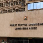 Uhuru Mourns Public Service Commission Boss