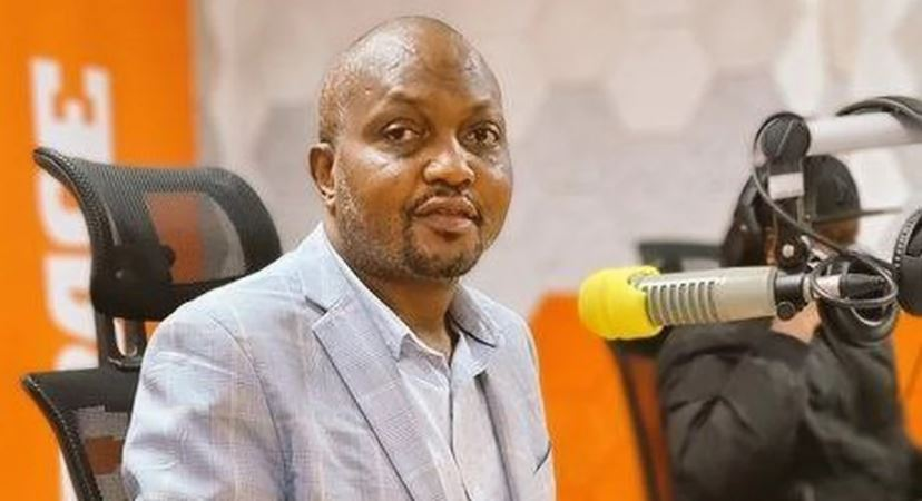 """""""They are making you look bad...Come back home Baba"""" Moses Kuria Mocks Raila while responding to Junet Mohammed's statement on BBI ruling"""