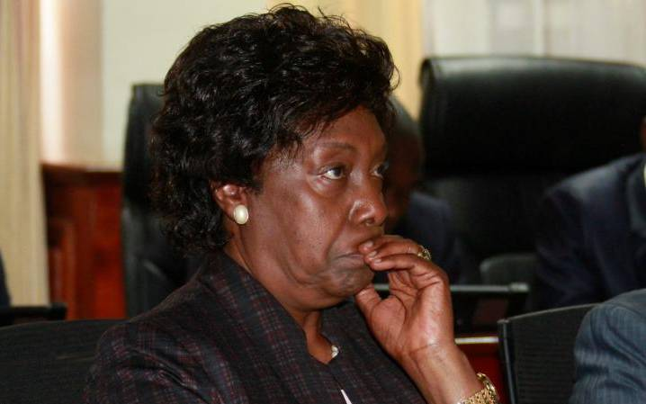 Charity Ngilu's Comments on BBI Ruling Saying Reggae Will Resume  Lands Her in Trouble