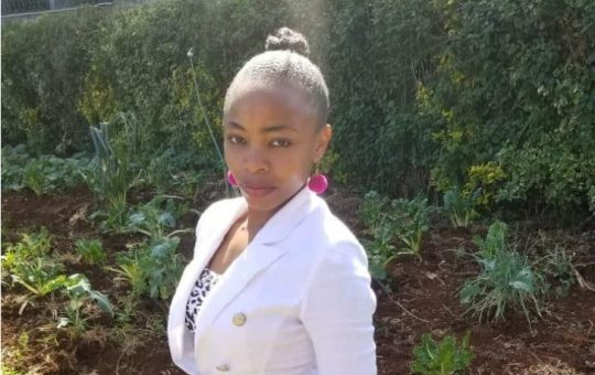 Manhunt launched for a 23-year old Kiambu woman on the run after killing boyfriend