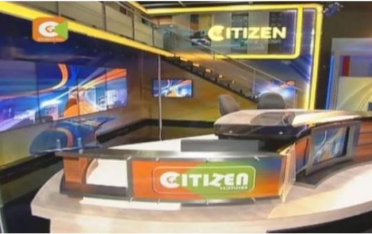Citizen TV apologizes to Nairobi DJ over blunder during prime-time news