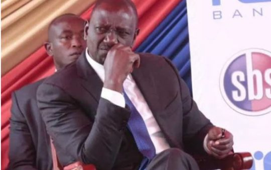 DP Ruto faces impeachment hours after landslide BBI Loss