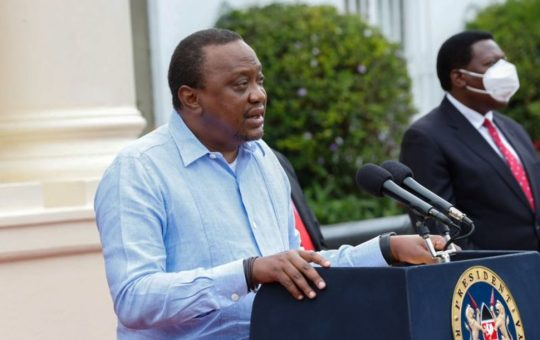 Uhuru lifts lockdown in Nairobi and 4 other counties, revises curfew hours